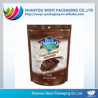 sncak packaging pouch/plastic bag for cake/packaging for jerky