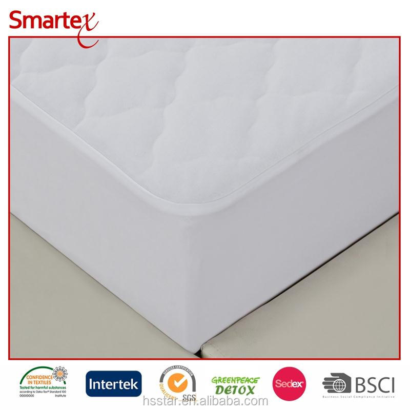 super soft plush microfiber 3 lays waterproof mattress cover/protector