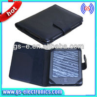 Leather Case For Amazon Kindle 4 Ebook Reader