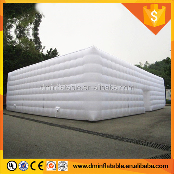20x10m outdoor big exhibition inflatable tent