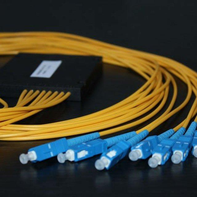 1xN / 2xN Pigtail Cassette PLC Splitter
