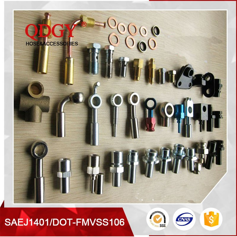 WHOLESALE hot sale DOT hydraulic oil hose fitting an10