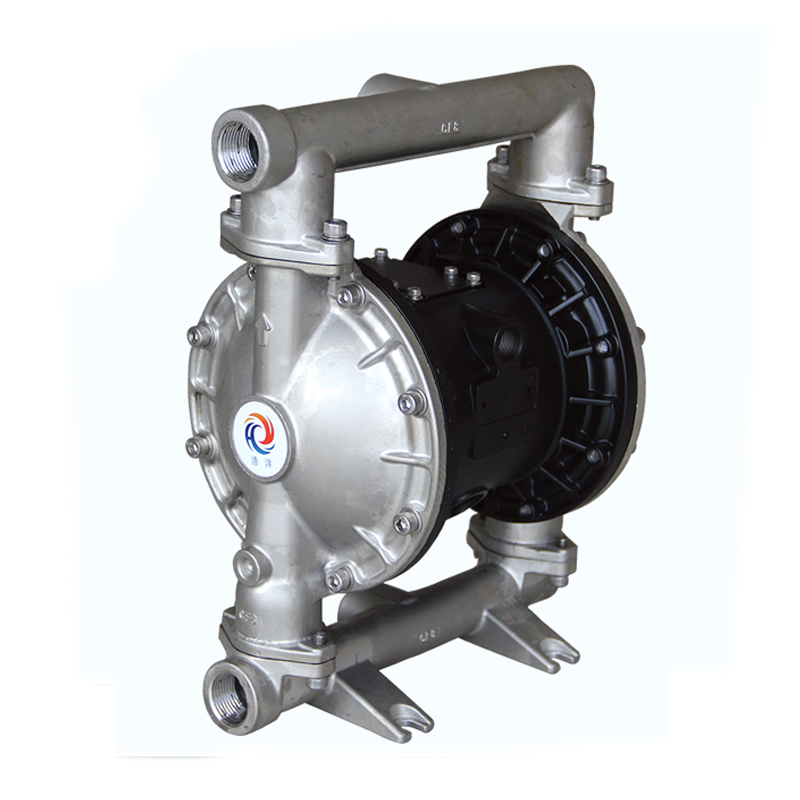 Factory price small hand operated diaphragm oil pump