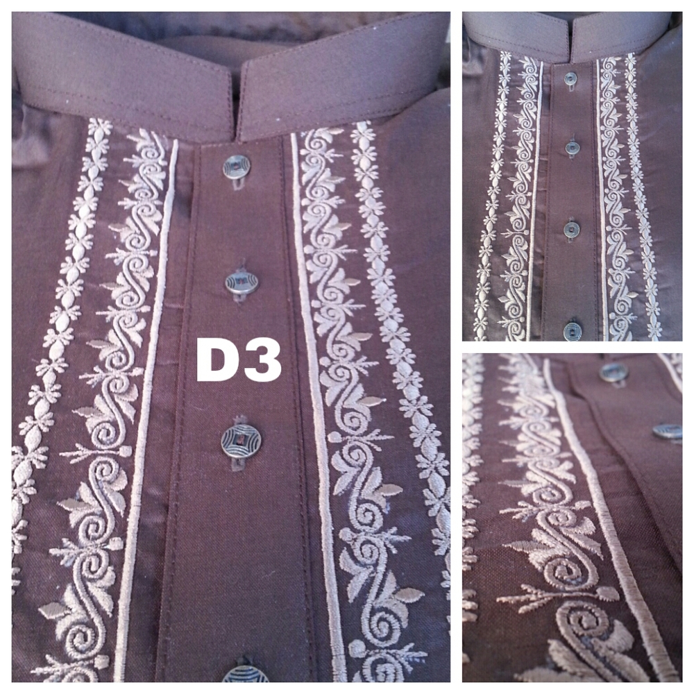 Embroidered Men Kameez / Kurta Shalwar Party Wear