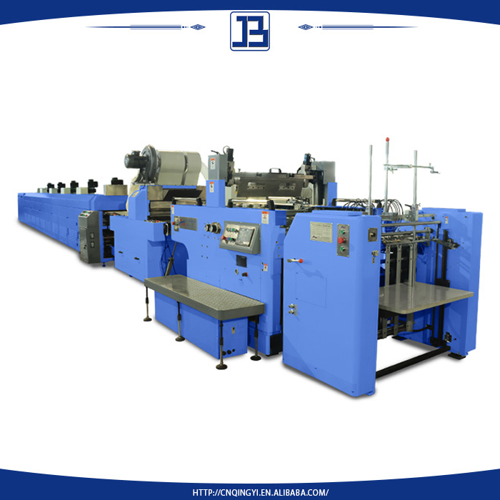 JiaBao Automatic Stop Cylinder Screen Printing Machine