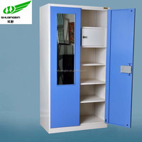 india colorful steel cabinet designs for bedroom/wedding blue metal cabinet designs for bedroom