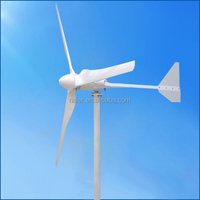 off grid 1kw 48V electric generating windmills