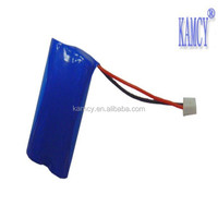 battery light for fish tank 3.7v icr 14500 li-ion rechargeable battery