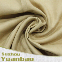 100% linen dyed fabric