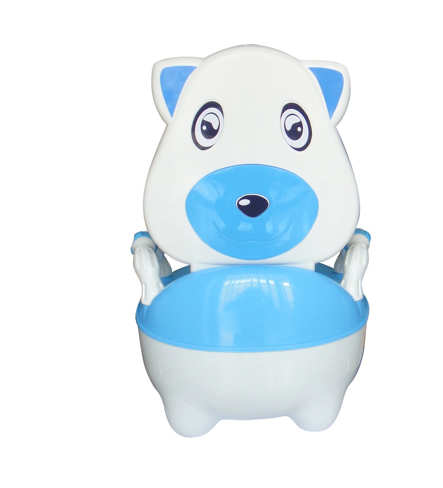 plastic kids pee potty / baby urinal for travel car