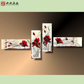 FG-02356 Handmade oil painting beautiful flower paintings