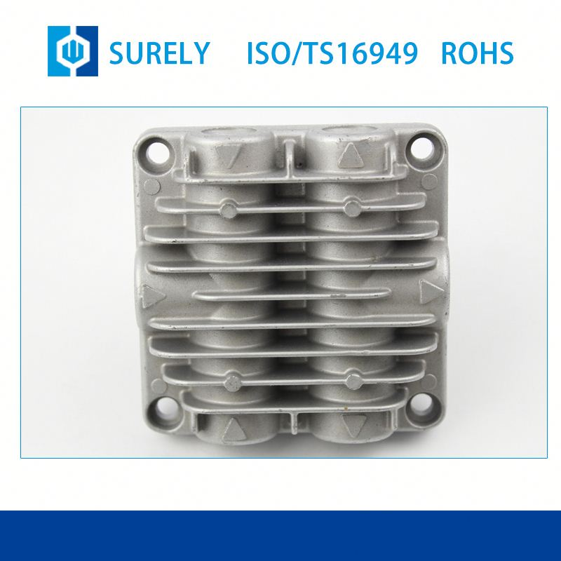 New Popular Excellent Dimension Stability Surely OEM Ip67 Die Casting Waterproof Aluminum Enclosure /Electronic Box Hae057