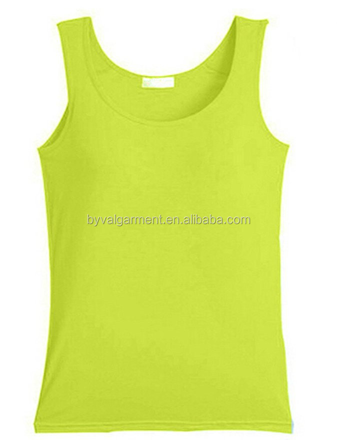 Woman Tank Top with Bra Sports Yoga Tops Padded Built in Bra Running Vest Wholesale