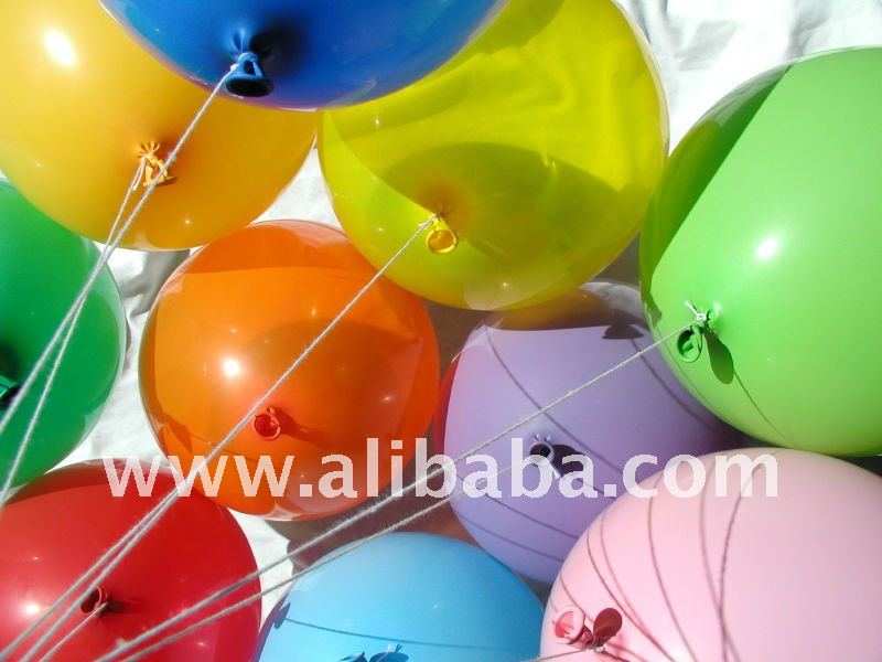 Latex Balloons, Party Balloon, Decoration Balloons