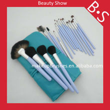 Private label pro big makeup brush sets,20pcs hot sale makeup promotion brush set,OEM service