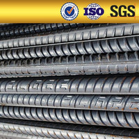 10mm Hot Rolled Deformed Steel Rebars For Construction Material