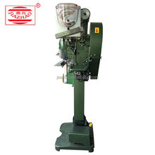 Plastic / Metal Snap Button Attaching Machine
