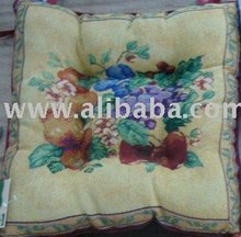 Tapestry Cushion & Chair Pad