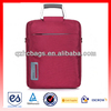 Laptop Briefcase Type and 600/1680d polyester/nylon Material laptop briefcase with aluminium handle