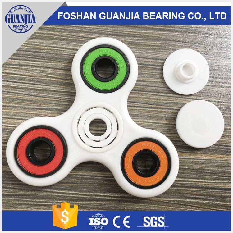 China supplier fidget hand spinner 608 hybrid ceramic <strong>bearing</strong>