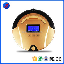 Wet and dry mopping gold low price robot vacuum cleaner