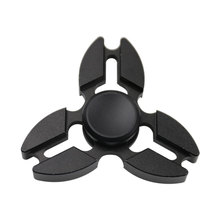 Brass Metal crab Finger Spinner Fidget Tri-Spinner EDC Hand Spinner Classic Toys For Autism and ADHD Stress Relief