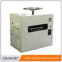 Inkjet pvc sheet laminator for card making