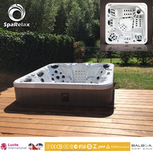 2015 Outdoor PS wood eco friendly hot tub