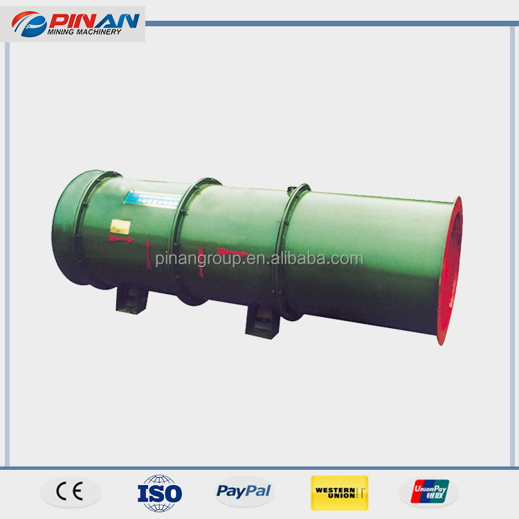Cost price First Grade mine small centrifugal fan