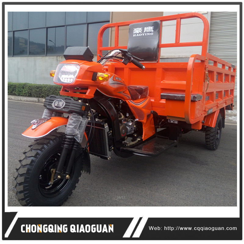 CKD motorcycle trike 150CC 200CC 250CC 300CC farming tricycle