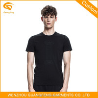 Men's Wholesale Blank Custom Printing Dri Fit T Shirt