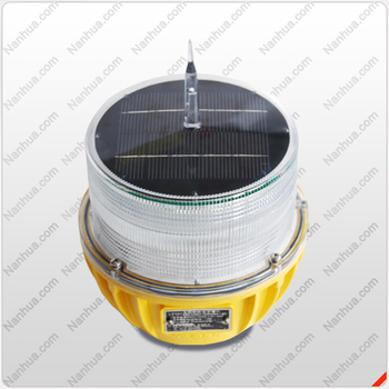 Solar Aviation Warning Light/Solar Powered Obstruction Light/LED Solar Aircraft Light manufacture