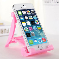 Mobile Phone Holder For iphone Xiaomi Flexible Dest Phone Stand Universal Desk Holder mobiles accessories