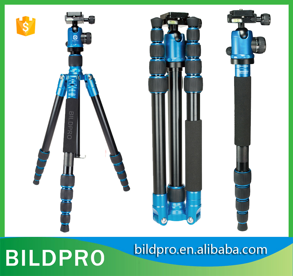 BILDPRO AK285 Innovation Products 360 Video Camera Accessories Tripod Display Stand with Photography Panoramic Tripod