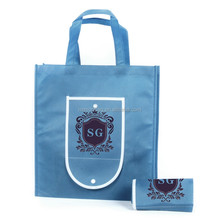 Customized Resuable Non Woven Shopping Bag With Handle