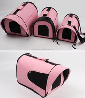 Custom-made durable pet bag pet carrier bag Dog Cat Pet Soft Sided Carrier Bag