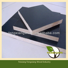 hardwood/poplar/combi core plywood formwork for concrete