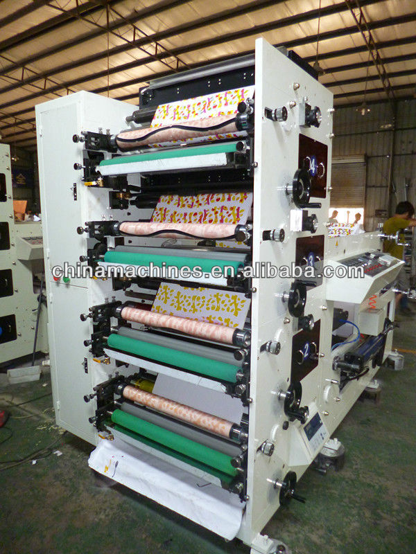 Auto Thermal ATM Paper Roll Printing Machine
