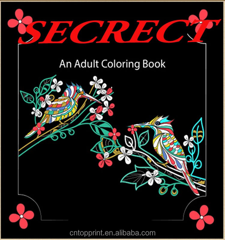 children coloring book model