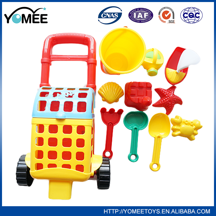Factory Directly Provide plastic beach sand toys for kids