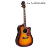 Made in China High Quality Cheap Custom Electric Acoustic Guitar