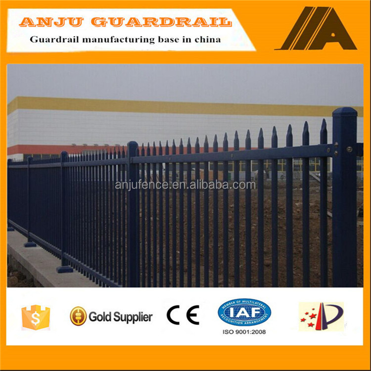 DK008 Eastern Ornamental Fence / Backyard security fence / Aluminum fence panel