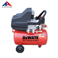 Air compressor machine prices 50L tank direct drive piston air compressor BM50
