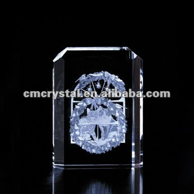 2016 hot sale high-performance 3d laser engraving crystal