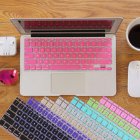 "JRC Keyboard Cover Silicone Skin for MacBook Air 11"" 13"" ,Pro Retina 13"", 15"" EU or US style"