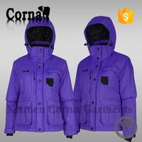 The best wholesale waterproof warmful colorful ski jackets