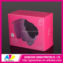 Beautiful PVC plastic box for gift&premium