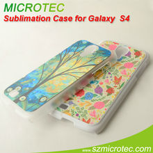 sublimation cases for samsung S4 protector case for samsung galaxy s4 i9500