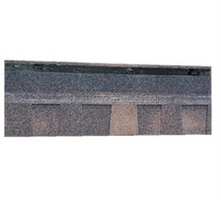 Plain Roof Tiles Fiberglass Asphalt Roof Shingles China