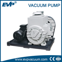 china air sucking rotary vane vacuum pump for filling machine